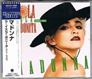 LA ISLA BONITA (SUPER MIX) - JAPAN CD (WPCR-1504)
